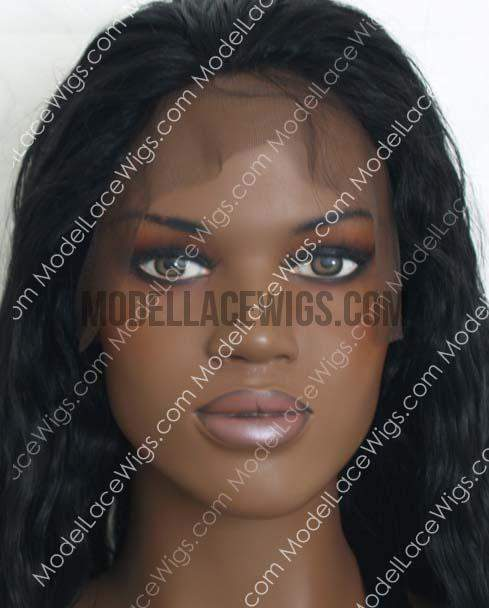 Full Lace Wig (Calla) Item#: 242-Model Lace Wigs and Hair