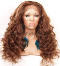 Full Lace Wig (Lady) Item#: 392