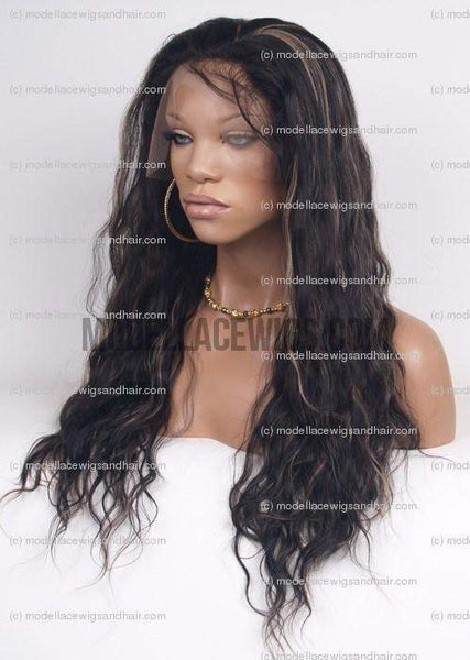 Full Lace Wig (Lady) Item#: 462