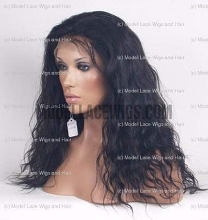 Full Lace Wig (Larissa) Item#: 844-Model Lace Wigs and Hair