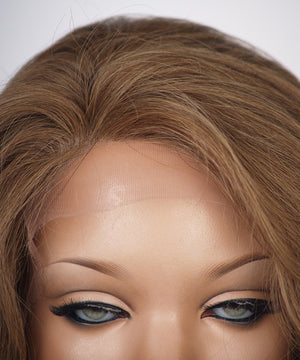 Custom Full Lace Wig (Aubrey) Item# 6852 HDLW