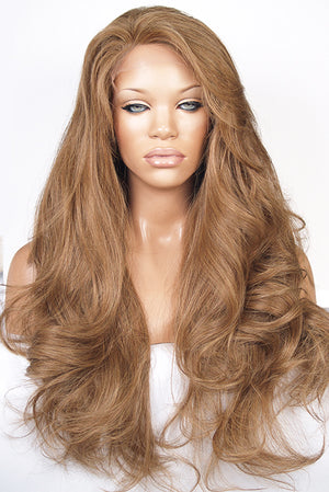 Brazilian Full Lace Wig | Model Lace Wigs and Hair