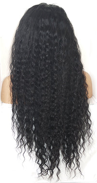 360 Lace Front Wig (Danica) Item# 1548-Model Lace Wigs and Hair