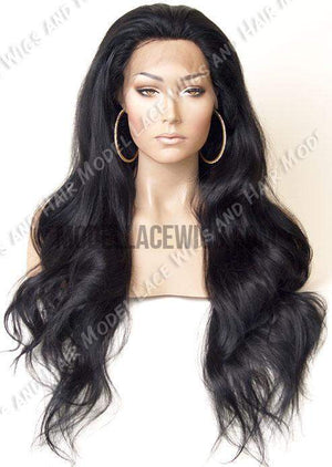 Custom Full Lace Wig (Lyssa) Item#: 6991 HDLW