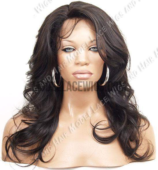 Full Lace Wig (Melia) Silk-Top Item#: 850