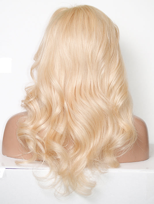 Blonde Full Lace Wig | Model Lace Wigs and Hair