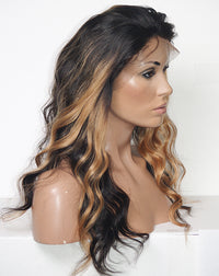 Custom Lace Front Wig (Kimbree) Item#: F479
