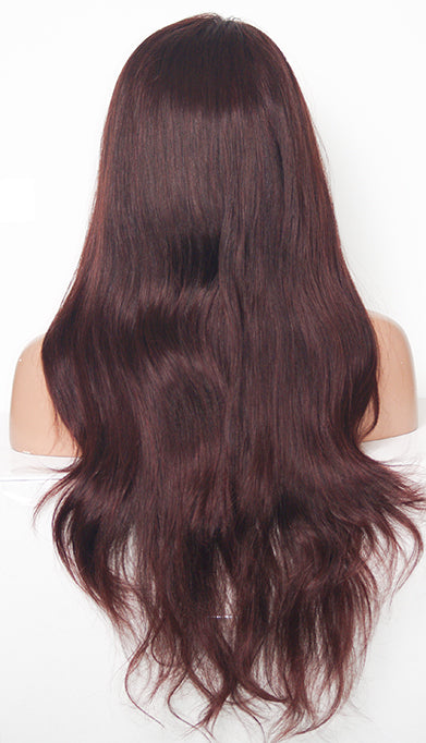 99J Full Lace Wig (Abeni) Custom Item#: 6549