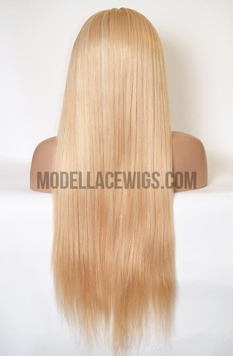 Custom Blonde Full Lace Wig (Zuka) Item# 9266 HDLW