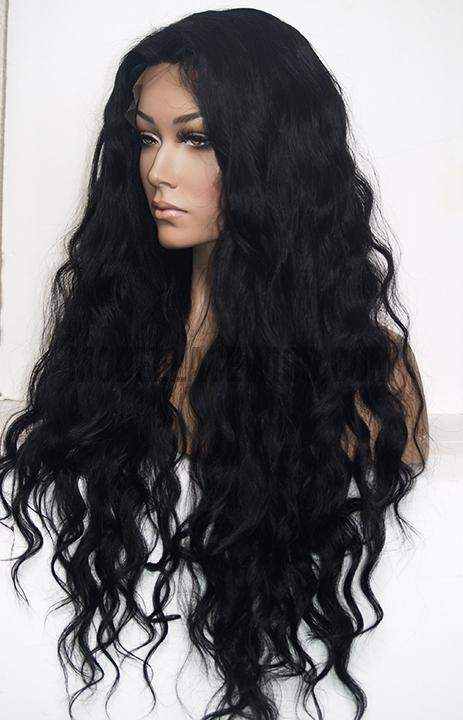 Full Lace Wig (Abigail) Item#: 7900-Model Lace Wigs and Hair