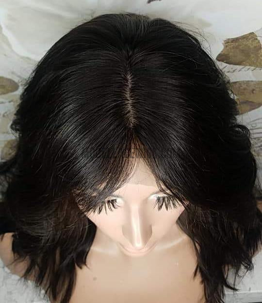 Silk Base Top - Model Lace Wigs and Hair