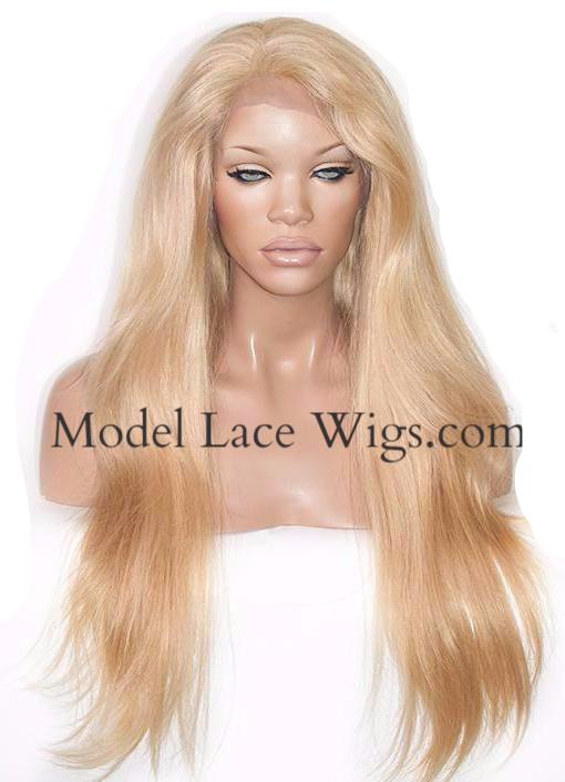 Full Lace Wig (Aviana) Custom Blonde Lace Wig 6-8 Weeks to Ship