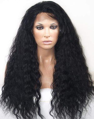 Full Lace Wig (Anne) Item#: 5688-Model Lace Wigs and Hair