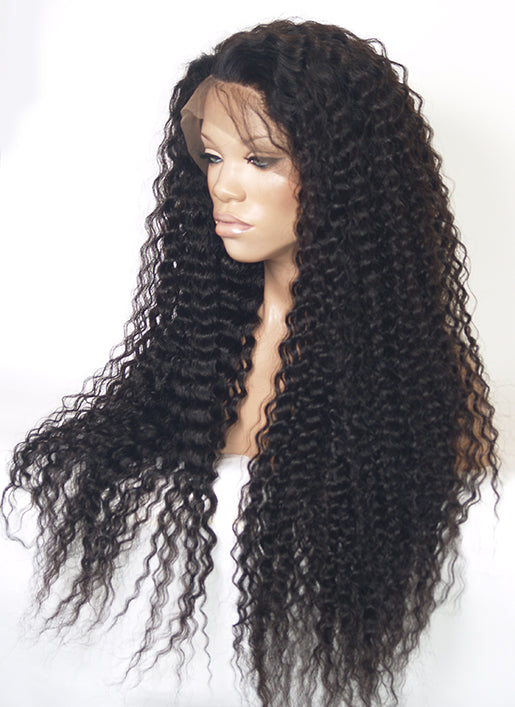 Custom Glueless Full Lace Wig (Chantel) Item#: 3199 HDLW