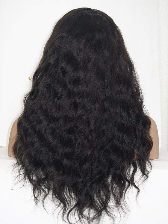 Full Lace Wig (Lady) Item#: 776-Model Lace Wigs and Hair