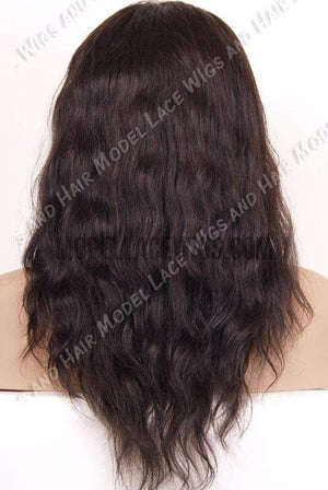 Full Lace Wig (Mya) Item#: 270EH HDLW • Transparent Lace