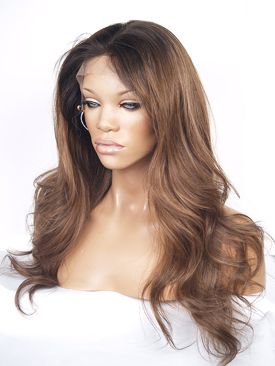 Custom Full Lace Wig (Naamah) Item#: 4119