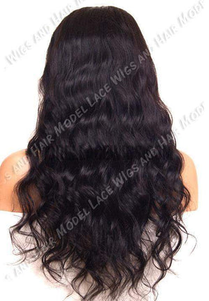 360 Lace Frontal Wig Pre Plucked With Baby Hair 180% Density | Item#360FD