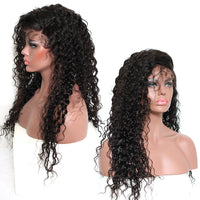 Lace Front Human Hair Wig | Pre Plucked Full 250 Density Curly Item#LF5688