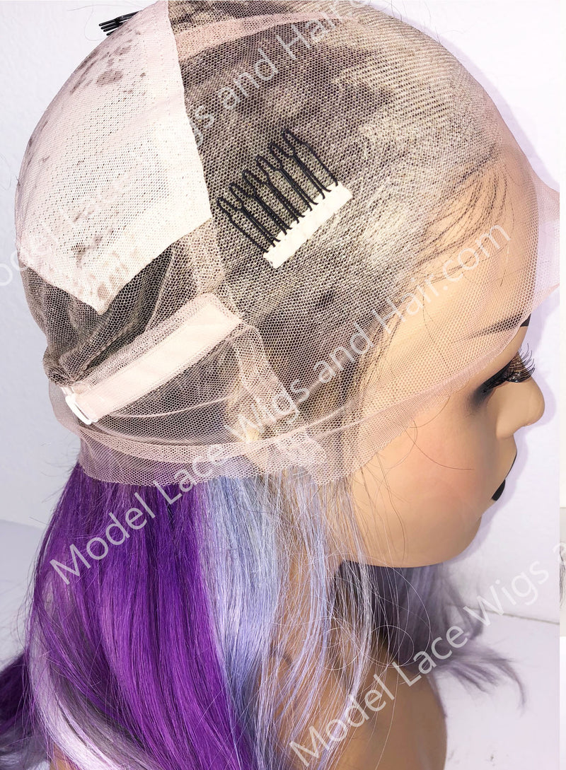 SOLD Full Lace Wig (Keva) Item#: 889 • Transparent Lace
