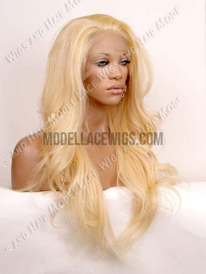 Blonde Full Lace Wig (Queen) Item# 787