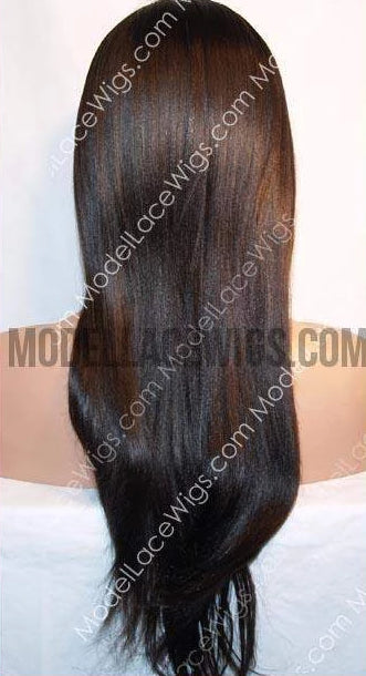 Full Lace Wig (Rachel)  Item#: 10  • Light Brn Lace
