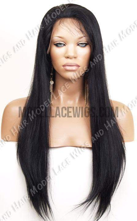 Full Lace Wig (Rachel) Item#: 483-Model Lace Wigs and Hair