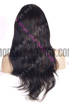 Full Lace Wig (Rachel) Item#: 1999-Model Lace Wigs and Hair