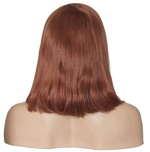Red Full Lace Wig | Model Lace Wigs and Hair