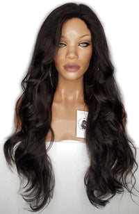 refurbished full lace wig virgin hair