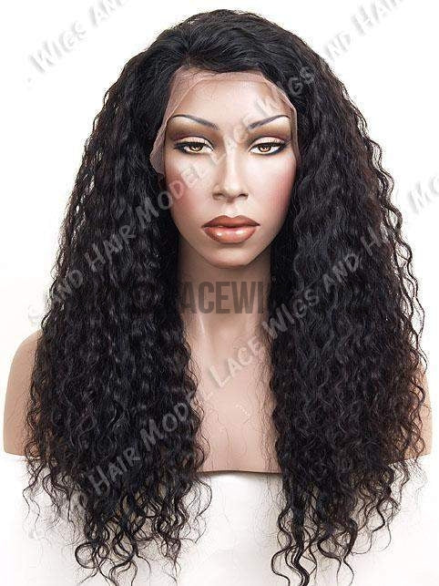 Full Lace Wig (Rosemary) Item#: 338-Model Lace Wigs and Hair