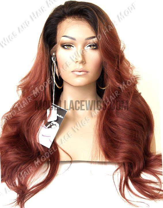 Custom Item# 5873 Full Lace Wig (Samuela)