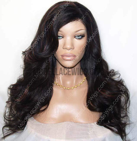 Full Lace Wig (Samuela) Item#: 565