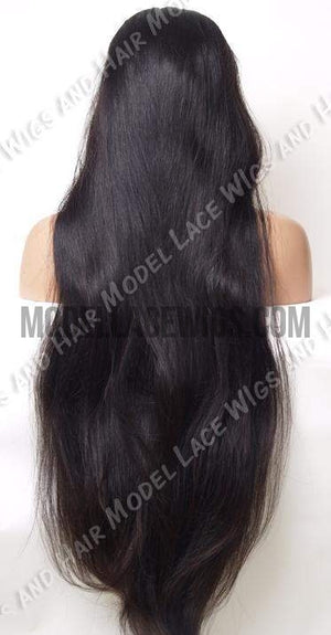 Extra Long Virgin Full Lace Wig | Model Lace Wigs and Hair
