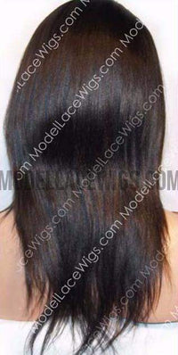 Full Lace Wig (Lisa) Item#: 2716-Model Lace Wigs and Hair