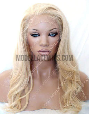 #613 Blonde Full Lace Wig | Model Lace Wigs and Hair