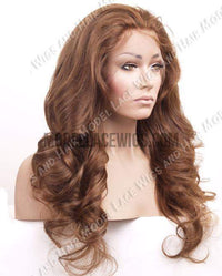 Custom Full Lace Wig (Vanni) Item#: 1533 HDLW