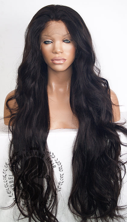 Extra Long Full Lace Wig | Model Lace Wigs and Hair