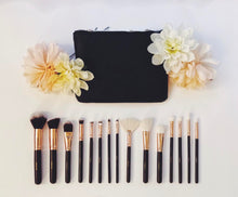 Rose Gold Brush Set + Bag (Limited Edition)