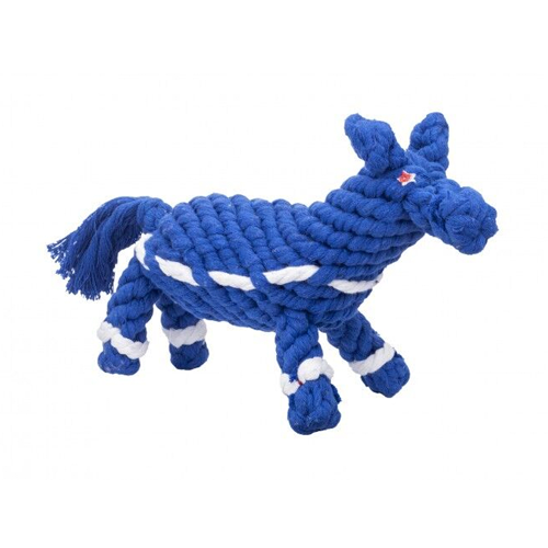 Democratic Donkey Dog Toy