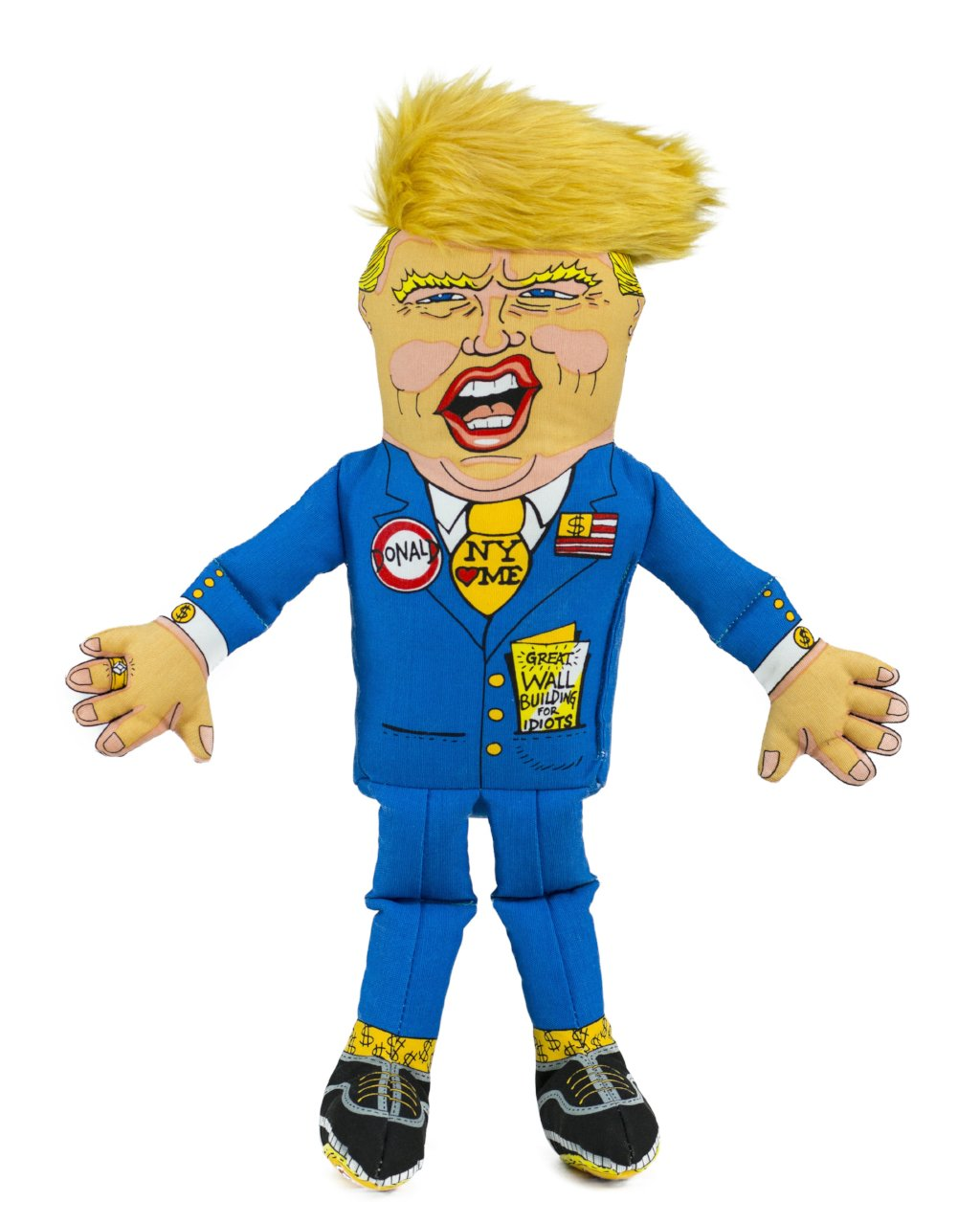 Donald Trump Dog Toy