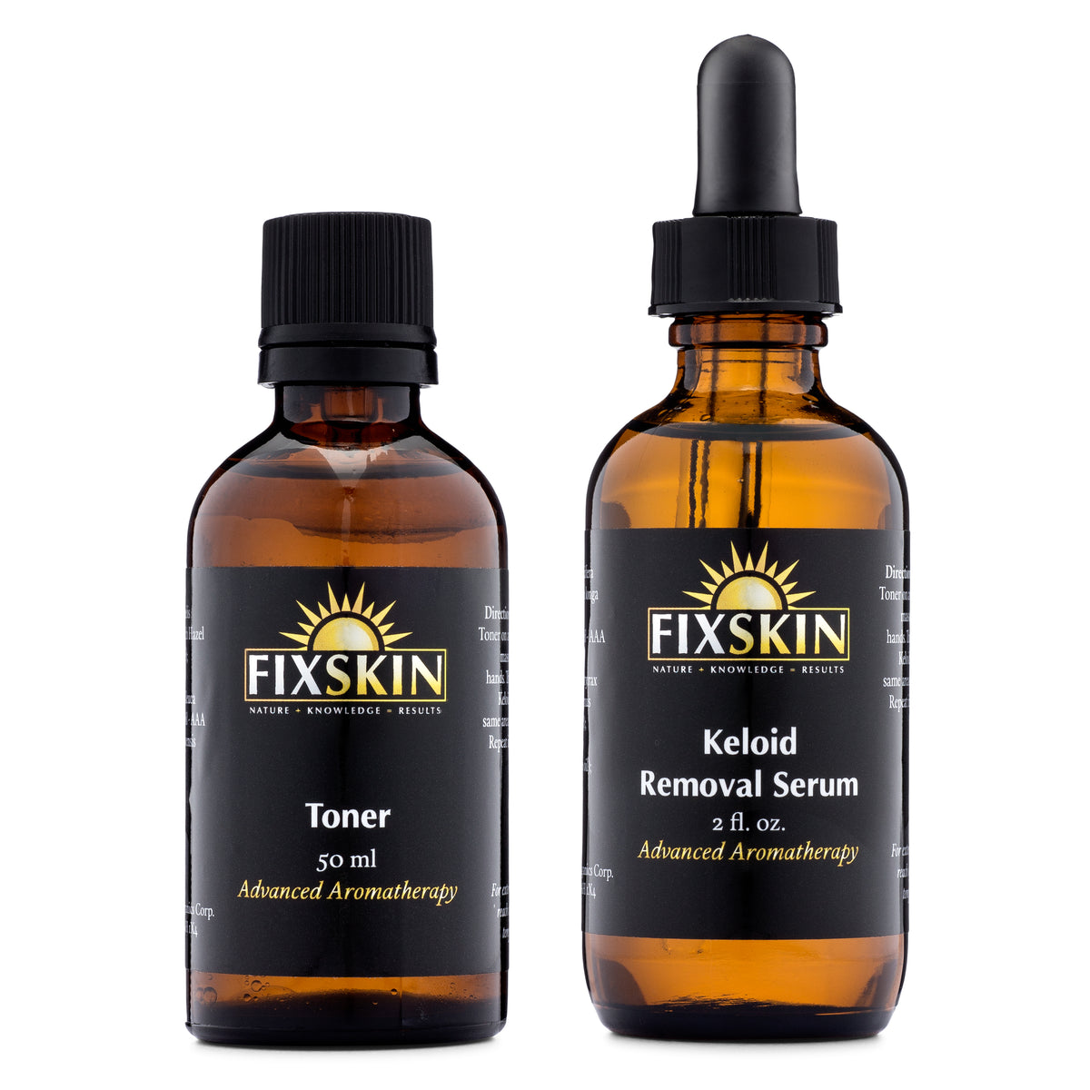 Fixskin Keloid Removal Power Pack