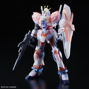 HG 1/144 Narrative Gundam C-Packs [ Clear color ]  HG 1/144 ナラティブガンダム C装備 [クリアカラー]