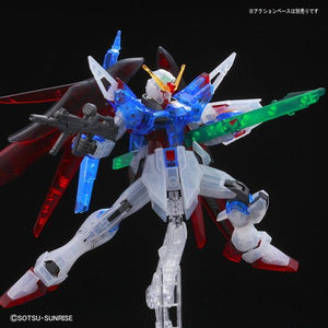 Event Limited HG 1/144 Distiny Gundam ( Clear color ) On sale in July 2019 イベント限定 HG 1/144 デスティニーガンダム [クリアカラー] 2019年7月販売開始