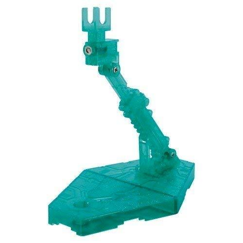 Action Base 2 Display Stand (1/144 Scale) Sparkle Green アクションベース2 スパークルクリアグリーン