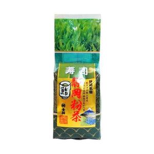 Green tea powder for sushi restaurant 350g 葉桐 寿司屋の静岡粉茶 350g