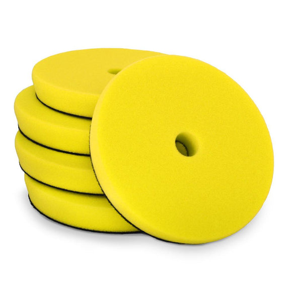 Oberk Single Step Yellow Foam Pad (Case of 10) Medium Grade