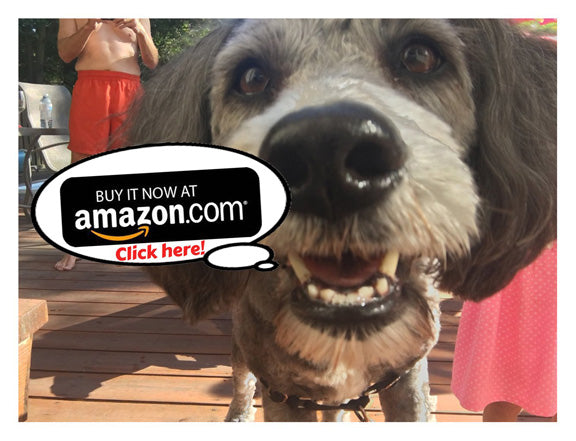Buy Pet Selfie Stick-It at Amazon