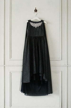 QUEEN OF THE NIGHT DRESS