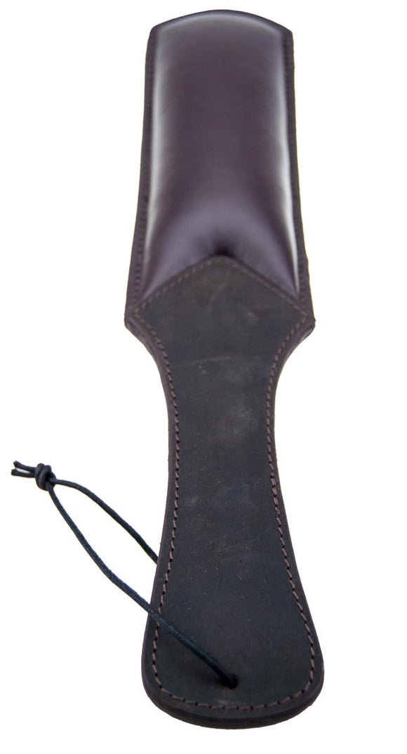 BOUND Nubuck Leather Padded Paddle
